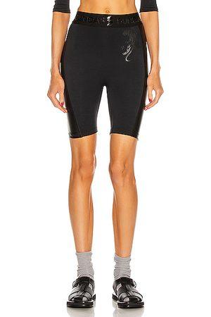 Dundas Women Shorts - Biker Short in