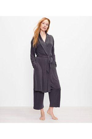 LOFT Women Bathrobes - Luxe Knit Robe