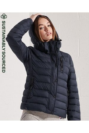 Superdry Women Puffer Jackets - Classic Fuji Padded Jacket