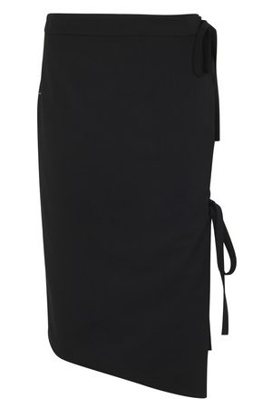 OFF-WHITE Women Midi Skirts - Strings midi skirt