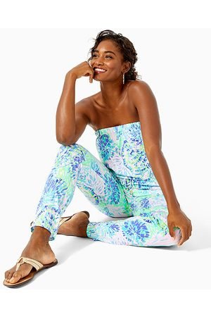 Lilly Pulitzer Keely Strapless Jumpsuit