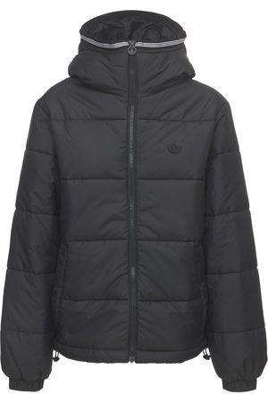 adidas Padded Puffer Jacket W/ Hood
