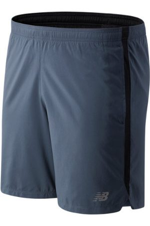 Men Shorts - New Balance Men's Accelerate 7 In Short