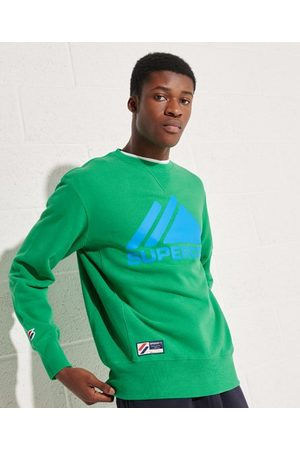 Superdry Mountain Sport Mono Crew Sweatshirt