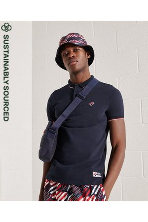 Superdry Organic Cotton Sportstyle Twin Tipped Polo Shirt