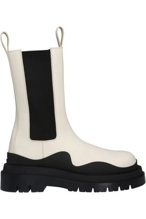 Bottega Veneta Women Ankle Boots - The Tire Boots