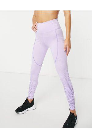PUMA Women Leggings - Training High waisted legging in lilac