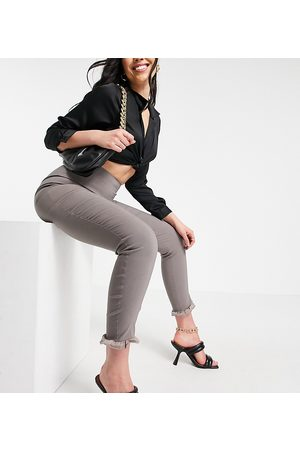 Vesper Slim pants with ruffle detail in - part of a set