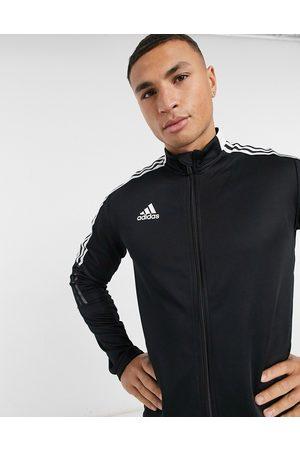 adidas Men Jackets - Adidas Training Tiro 3 stripe track jacket in