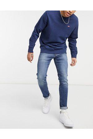 Levi's Men Stretch - 502 taper jeans in king bee flex stretch wash