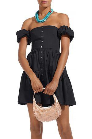 Staud Elio Mini Dress