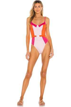 Solid Spencer One Piece in .
