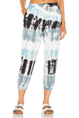 Electric & Rose Abbot Kinney Pant in Blue.