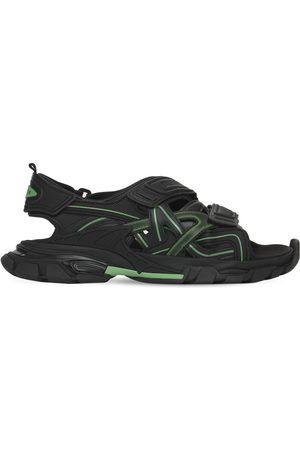 Balenciaga Track Strap Sandals