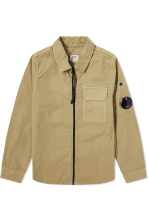 C.P. Company Men Casual - Arm Lens Zip Overshirt
