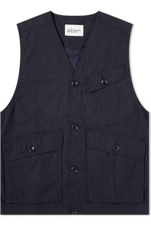 Albam Men Tank Tops - Flight Vest