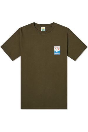 Hikerdelic Patch Logo Tee