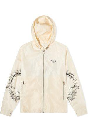 Givenchy Scorpion & Dagger Windbreaker Jacket