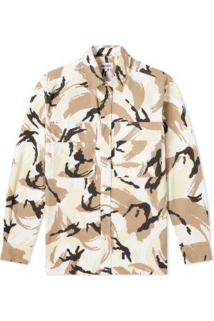 Kenzo Men Casual - Camo Printed Overshirt