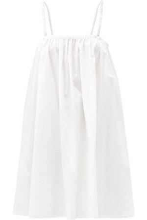 Deiji Studios Women Dresses - The Skirt Organic Cotton-poplin Dress - Womens