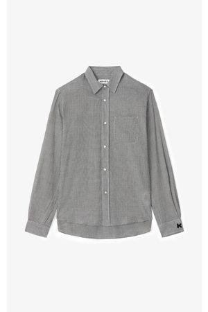 Kenzo Checked casual shirt