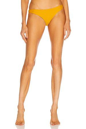 Jade Swim Most Wanted Bottom in Yellow