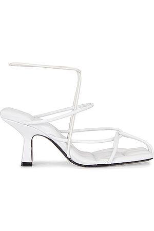 Khaite Women Sandals - Monza Heeled Sandals in