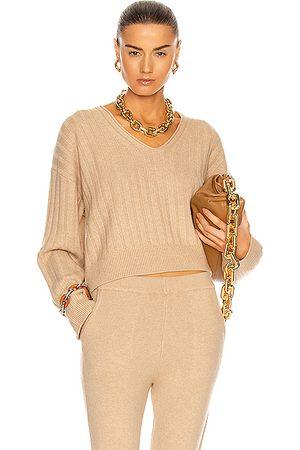 SABLYN Maia Sweater in Tan