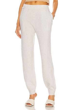 Helmut Lang Cashmere Pant in Grey