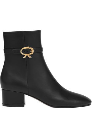 Gianvito Rossi Women Ankle Boots - Ribbon boots