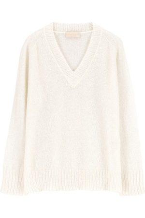 MOMONÍ Women Sweatshirts - Rieti sweater in lightweight alpaca