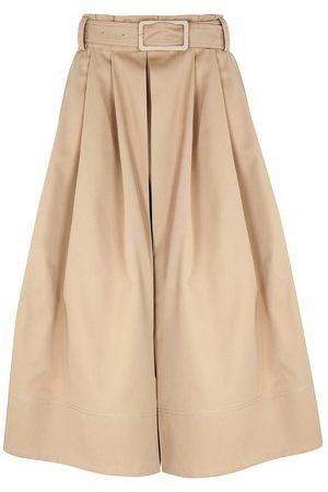 Patou Women Pleated Skirts - Culotte-skirt