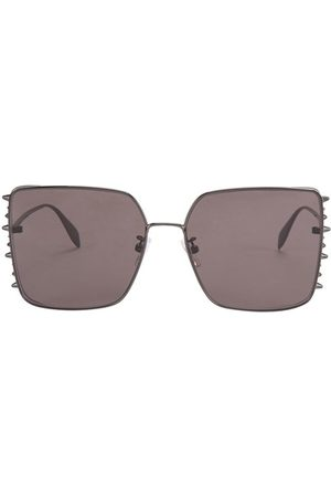 Alexander McQueen Women Sunglasses - Glasses with thin temples
