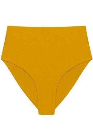 Cala Jade Women Pants - Bound Bottom / Golden