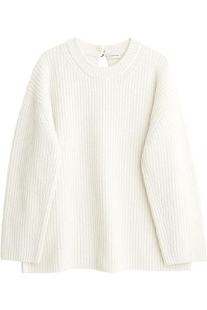 By Malene Birger Amicia Ribbed Knit Sweater