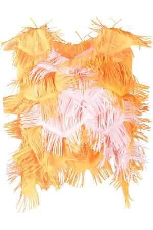 PASKAL Women Blouses - Fringe design blouse
