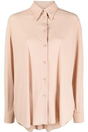 MM6 MAISON MARGIELA Long-sleeve shirt - Neutrals