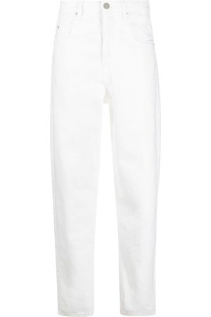Isabel Marant High-waisted boyfriend fit jeans