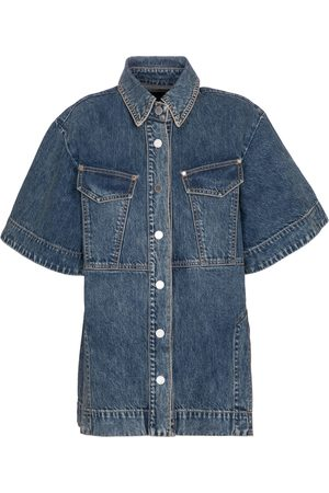 SLVRLAKE X ELLERY Freedom denim shirt