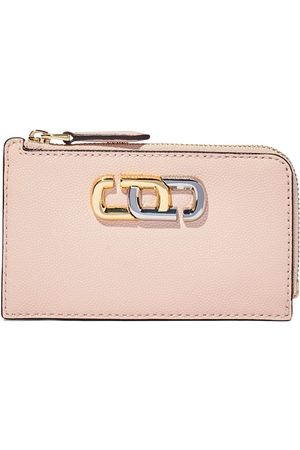 Marc Jacobs Small The J Link top zip wallet