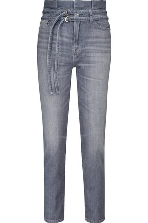 7 for all Mankind Paperbag slim jeans