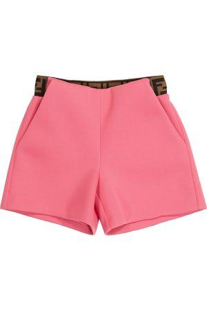 Fendi Neoprene shorts