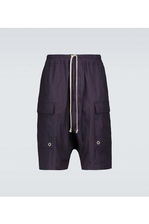 Rick Owens Men Bermudas - Cargo Pods Bermuda shorts
