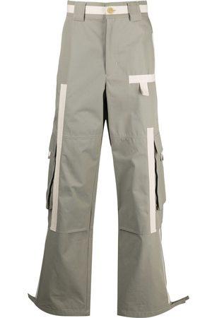Jacquemus Le pantalon Grain cargo trousers