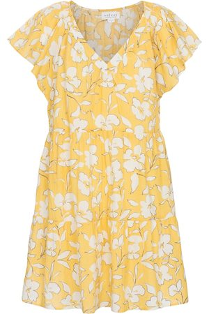 Velvet Kellie floral cotton dress