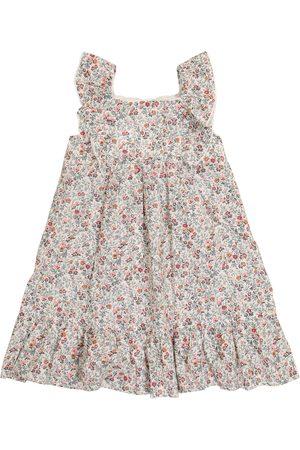 Tartine Et Chocolat Floral cotton dress