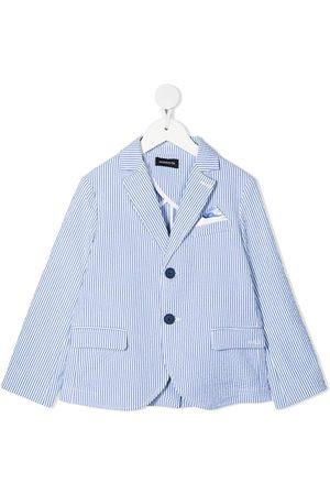 MONNALISA Boys Blazers - Pinstripe blazer