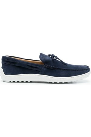 Tod's Men Loafers - Gommino driving shoes