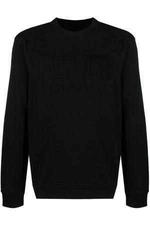 Fendi Logo-debossed sweatshirt