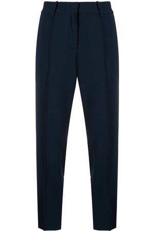 Michael Kors Women Pants - High-waisted cropped trousers